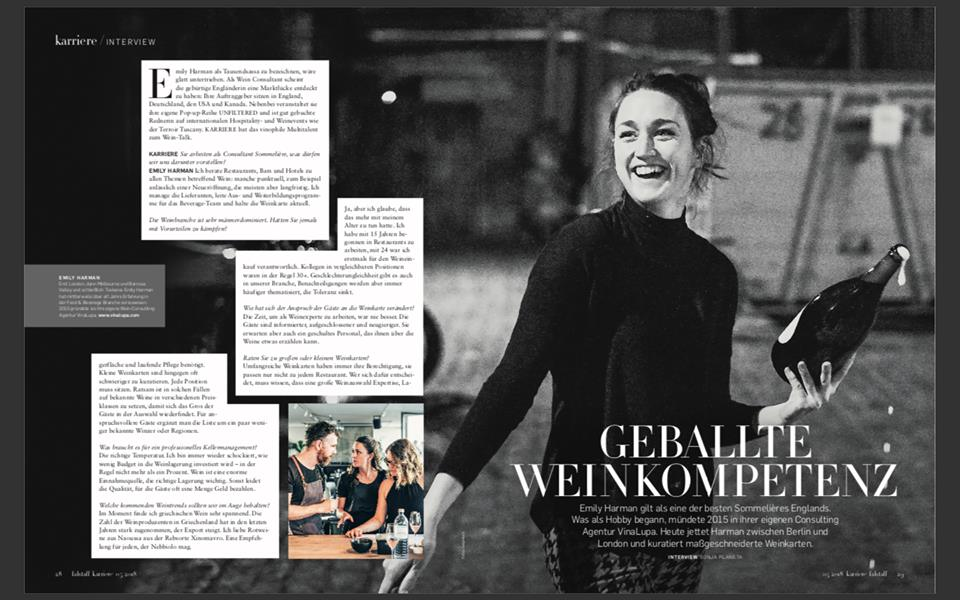Falstaff Magazine - Austria - November 2018