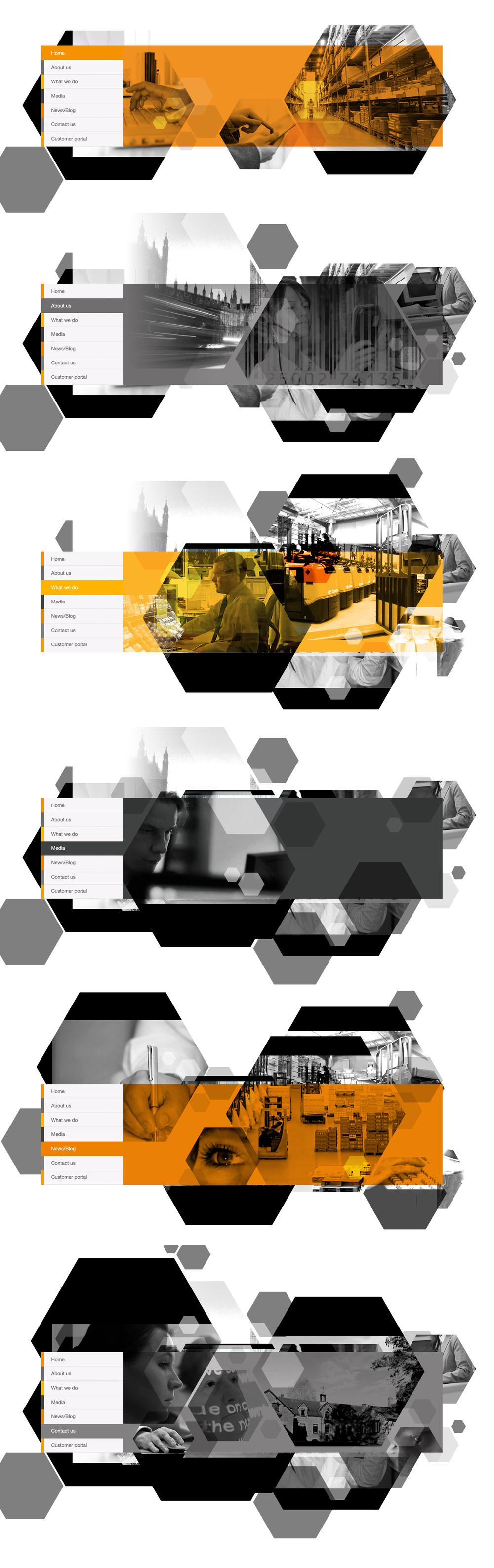 CSfD collages