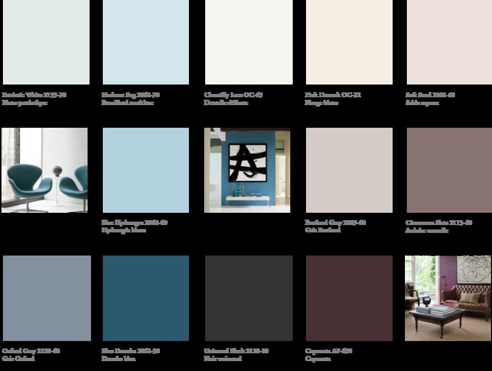 colour trends doug s paint shoppe benjamin moore paint graber