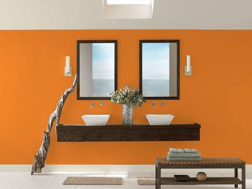 orange gallery — doug's paint shoppe | benjamin moore paint