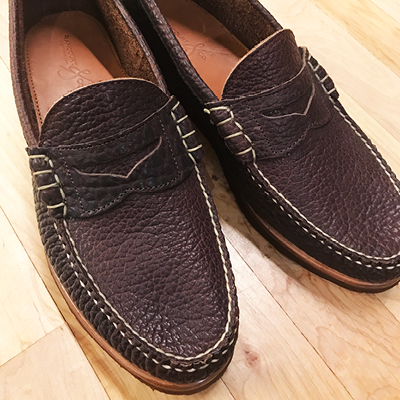 'Beefroll' Penny Loafer