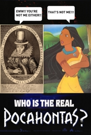 Who Is the Real Pocahontas?