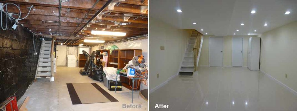 "Review by Bill M. in Little Neck, NY                     Rating: ★★★★★ 5.00 Project: Remodel a Basement                   Start to Completion: 3 Weeks Comments: ""WOW! Kevin Parker has a ""dream team"" crew that brought an outstanding level of finish to our basement remodel. We are very happy and excited to have this new home within our home. Also his pricing model is ideal. We were able to get what we wanted and more -- beautiful architectural tile and design from a Feng Shui master. With Kevin's straight talk and pricing, what more could you want? Check out Beyond Designs and Remodeling."""