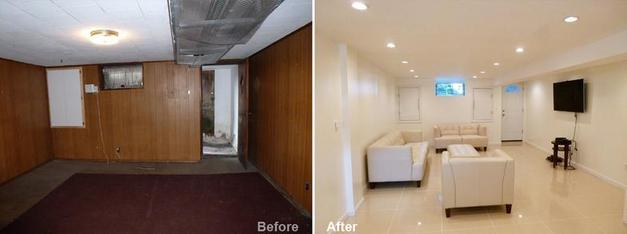 """Review by: Jamal U. in Brooklyn, NY        Rating: ★★★★★ 5.00 Project: Remodel a Basement         Start to Completion: 4 Weeks Comments:"""" Thank you for your email. Yes, I am very satisfied with the work that Mr. Parker has completed. He did what he said he was going to do, to our complete satisfaction. Mr. Parker took extra steps when necessary to satisfy us and to make us happy, which he did. More importantly, he completed the work in timely manner, as he articulated before starting the work. I would recommend Mr. Parker to any one who is trying to remodel his/her basement or Kitchen. Good work Mr. Parker and thank you for job well done."""""""