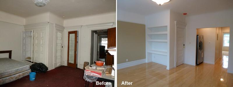 "Review by Jason A. in Brooklyn, NY                   Rating: ★★★★★ 5.00 Project: Remodel a Apartment                  Start to Completion: 5 Weeks Comments: ""Kevin takes pride in his work and it shows. I was really impressed with the quality of the work done in my apartment renovation. The workers were always on time and friendly. Kevin was very responsive to all of my concerns, he even came back to address small touch-up issues that were missed after final inspection. You can't ask for better service than that. I have recommended Kevin to friends and family because i'm certain that he will deliver beautiful work and satisfied customers. Finding good people to do good work is difficult - you don't have to look any further than Beyond Kitchens Designs & Remodeling for your next job."""
