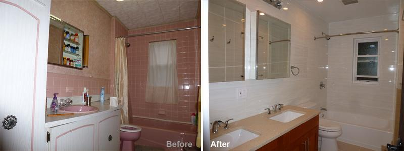 """Review by: Rosa C. in Springfield Gardens, NYRating: ★★★★★ 4.50 Project: Remodel a Mutil-Room     Start to Completion: 2.5 Weeks Comments:""""Kevin Parker listened to our wants but also gave us design ideas that enhanced our project results. He addressed all concerns we had along the way. He kept us up to date every step of the way. He finished the project on track and the end result was better than expected. We will definitely use Beyond Design for future projects."""""""