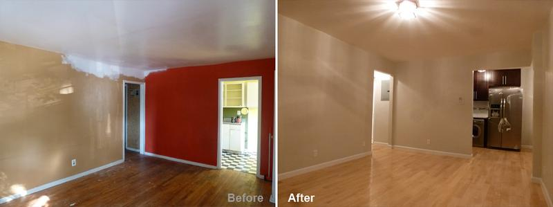 """Review by: Cassondra C. in Kew Gardens, NYRating: ★★★★★ 5.00 Project: Remodel a Mutil-RoomStart to Completion: 4 Weeks Comments:""""Love my new home. Kevin turned my eyesore of a co-op into a beautiful modern space. Kevin has a great eye for detail and was a perfectionist in all aspects of the job. Kevin was accommodating and available at all times to handle any questions or changes. The quality of both the work and the materials was exquisite, especially considering the reasonable price. Could not be more pleased with the work and would gladly recommend Kevin to anyone."""""""