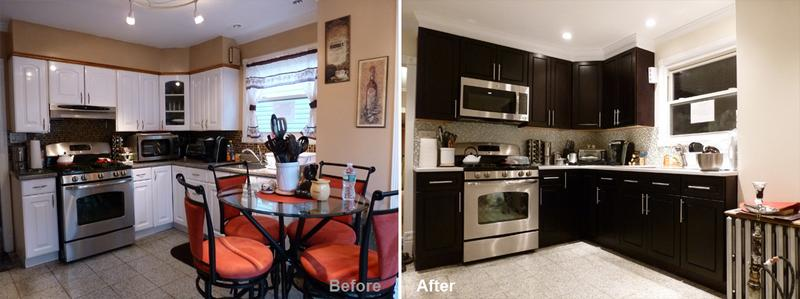 """Review by: Adnan T. in Queens Village, NYRating: ★★★★★ 5.00 Project: Remodel a Mutil-RoomStart to Completion: 3 Weeks Comments:""""AMAZING AMAZING AMAZING!!!! in the past I have dealt with many contractors and have always encountered problems and issues, ranging from horrible work, no knowledge of work to be done, taking other jobs and not finishing on time, basically over promising and under delivering, but with your company you guys promised and delivered BEYOND what you had promised. all the work was done Professionally, Neatly and finished as promised. Kevin was excellent to deal with, super knowledgeable and was always available when ever I needed him. Yin, who was the foreman on my site, was AMAZING! He actually cares about his work and, I am assuming, but loves what he must do because his work proves that. Your quality and attention to detail is second to none. I could not be happier that I chose your company to do the work in my house and will definitely be seeing you in the future."""""""