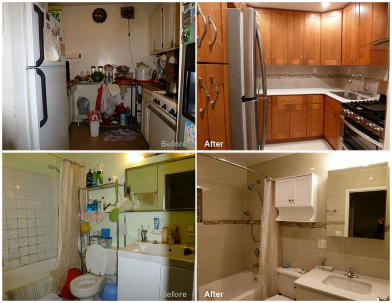 """Review by: Ismail M. in Elmhurst, NYRating: ★★★★★ 5.00 Project: Remodel a Kitchen & BathroomStart to Completion: 5 Weeks Comments:""""I'm glad I came upon Beyond Designs & Remodeling, during my internet search for comprehensive remodeling / renovations services that include project management. As someone who has a busy work schedule, I really could not devote too much time to a renovations project. My bathroom and kitchen, however, were begging to be face lifted. The services that Kevin Parker and his team provided was ideal for me. My first impression of them was via one of his assistants / secretaries. She was very pleasant, organized, and complimentary of the work that her boss and his team do as she worked with me to book an appointment for a visit. The first foreman who came to visit my bathroom and kitchen was very attentive to my concerns; he answered all of my questions as best as he can, and took away others to inform Kevin. Kevin then came with the first foreman to review my bathroom and kitchen, take measurements, compile a preliminary design and review my design wishes, go over examples of his past projects so as to provide me with ideas for my rooms, and review the next steps. i love the fact that Kevin assigns a foreman for each project so as to ensure that the customer's requirements are reviewed, discussed, and implemented. It was also great that Kevin and his team helped me take care of all the filing with the condo board. Overall, the project took about 5 weeks to complete due to the Christmas and Thanksgiving holidays. The team that did the actual work was hardworking and pleasant to work with. The only area that they should improve on is the attention to details. They could have been more meticulous with the backsplash in both rooms, for instance. Having said that, Kevin is very good about having his team make the necessary corrections. In fact, he found some minor issues during his inspection that he pointed out to me and had his team fix. Mr. Lee,"""