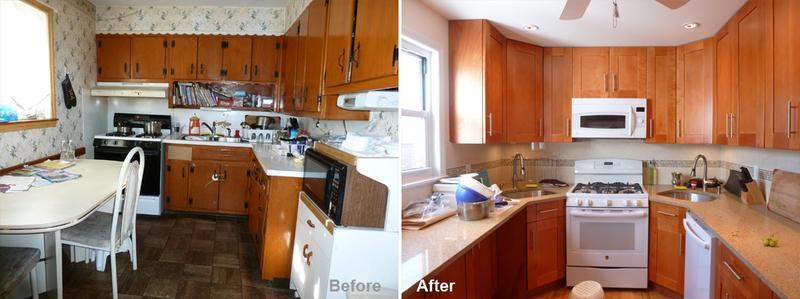 """Review by: David D. in Brooklyn, NY    Rating: ★★★★★ 5.00 Project: Remodel a Kitchen & BathroomStart to Completion: 3 Weeks Comments:""""Beyond Design & Remodeling was very professional, reliable and accommodating. Our kitchen transformed into an inviting room with double the counter space and storage than what we had before. The entire kitchen is much more functional for our needs. Our bathroom is practical and easy to maintain as well. Kevin spent time with us arranging all the details before any work began. We were able to choose a design that worked for us without having to go search on our own at different places. Any questions were addressed in a very timely manner. We are very happy with the job that was done for us."""""""