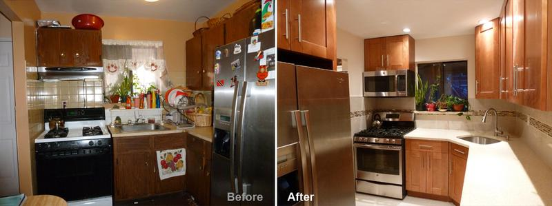 """Review by: Patricia S. in Brooklyn, NY       Rating: ★★★★★ 5.00 Project: Remodel a Kitchen&BathroomStart to Completion: 3 Weeks Comments:""""Most Nehemiah homes look alike, but Kevin Parker and Beyond Design & Remodeling has made a difference. Both kitchen and bathroom are made to your specifications, with some suggestions from Mr. Parker. The results are spectacular, with courteous service that is done in a timely manner as promised. I would recommend this company to anyone who is interested in remodeling their home. NO REGRETS!"""""""