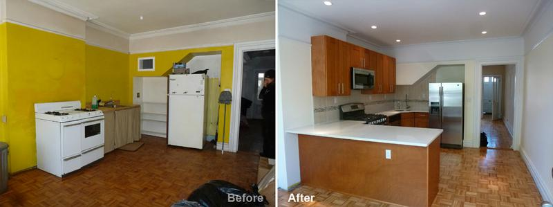"""Review by: David R. in Brooklyn, NY      Rating: ★★★★★ 5.00 Project: Remodel a Kitchen&BathroomStart to Completion: 3 Weeks Comments:""""Kevin and his crew at Beyond Design were an absolute pleasure to deal with from the very beginning through completion of our kitchen remodeling job. Kevin has great ideas and possesses a wealth of knowledge which he readily makes available to you. He was always accessible and able to discuss any questions we had which gave us great confidence through the whole process. The work that they did and the materials they used on our job were all of a very high quality and the result could not have been better. We give Kevin, his company and crew our highest recommendation."""""""