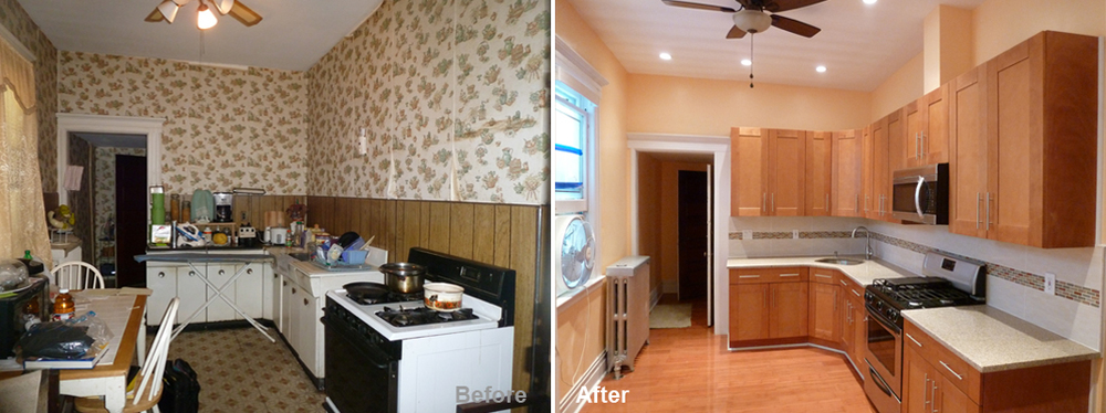 "Review by Clyde S. in Brooklyn, NY                    Rating: ★★★★★ 5.00 Project: Remodel a Kitchen                       Start to Completion: 3 Weeks Comments: ""Kevin Parker's crew did an outstanding job transforming my home into a what you see in magazines. They were always on time and did their jobs and then some with complete professionalism. Kevin Parker stands behind his word and his always available to ensure things are going smoothly. He took my worries and bad experiences that I had with other contractors and made them disappear.I spread the word to all my family members and friends about my wonderful experience."""