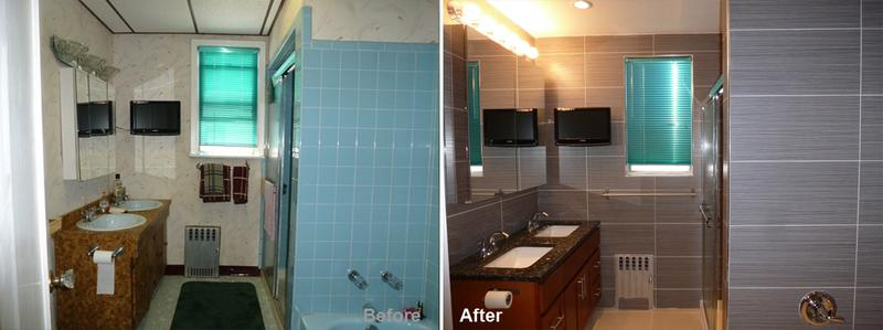 """Review by: Irene F. in Brooklyn, NY       Rating: ★★★★★ 4.85 Project: Remodel a Bathroo       Start to Completion: 2.5 Weeks Comments:""""Thank you so very much for the superb remodeling you did on my kitchen, bathroom and dinning room ceiling. Every remodeling job you did was great I give you 5 stars. You and your staff are true professional, master craftsmen. I hope to have my basement remodel very soon. Finding you was a great blessing, I will only let you do work on my house. Thanks again!"""""""