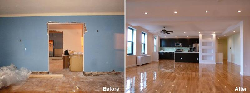 """Review by: Laura S. in Brooklyn, NY     Rating: ★★★★★ 5.00 Project: Remodel a Apartment         Start to Completion: 6 Weeks Comments: """"What a transformation! I have come to learn that this world does not always positively embrace the kind and naive. But there are times when one encounters people like Beyond Designs & Remodeling who remind me that there are a few good, honest people out there. Maybe I had to navigate the bad and the ugly so that I would end up having a palace built by someone who is kind and good. You deserve so much more than what I was able to give you. There are no words to describe how happy you and your team have made me and my children. I have to say that you and your team did an amazing job. It was as if you waved a magic wand over that apartment and turned it from a pumpkin into a palace. Every single person who walks into that apartment gasps OMG, holy sh_, wow, incredible, fabulous, etc, especially the residents of the building. The real estate agent who sold me the apartment saw the pics and almost fell off her chair. I'm sure you are proud of what you've accomplished especially given all the setbacks and interference's. I'm sorry if I sound like a broken record but I am so thankful for all your patience, persistence, and hard work. I am extremely appreciative of the outcome."""""""