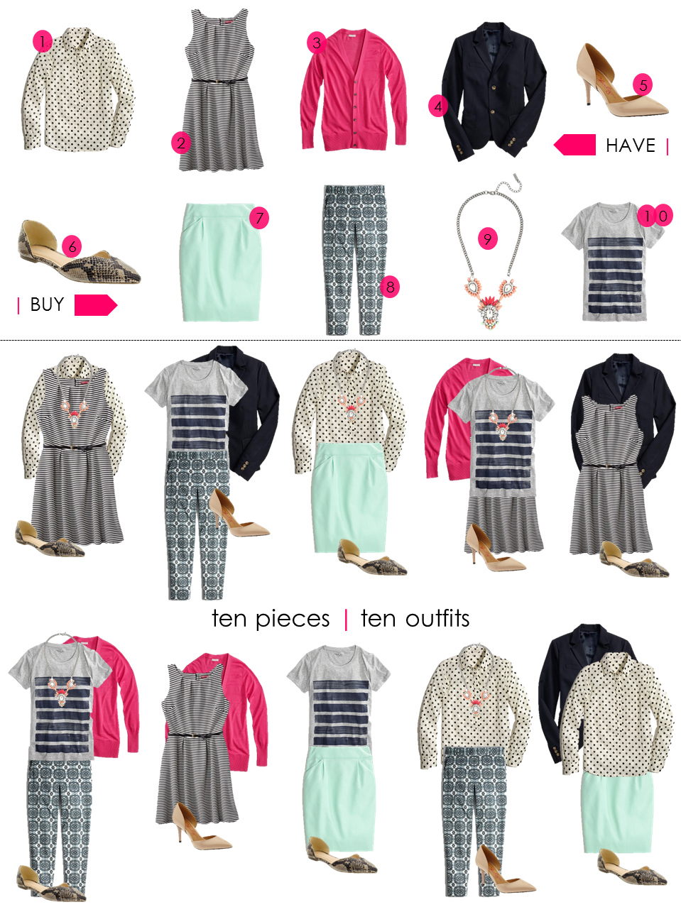 20 Work Outfits  Photos  - Decoding Women Business Casual. Here are 17 business  attire ... 3f9ce16625