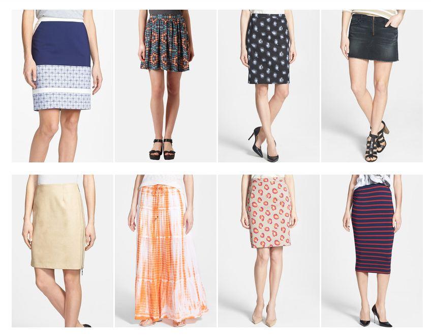 Best of Nordstrom Sale Summer Skirts