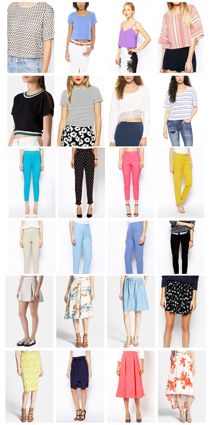 Cropped Top Keaton Row Lookbook Conflicted Pixie