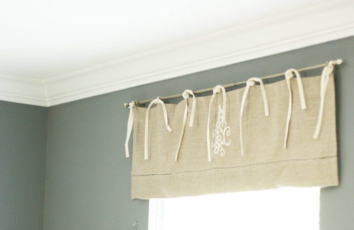 Valances vice curtains