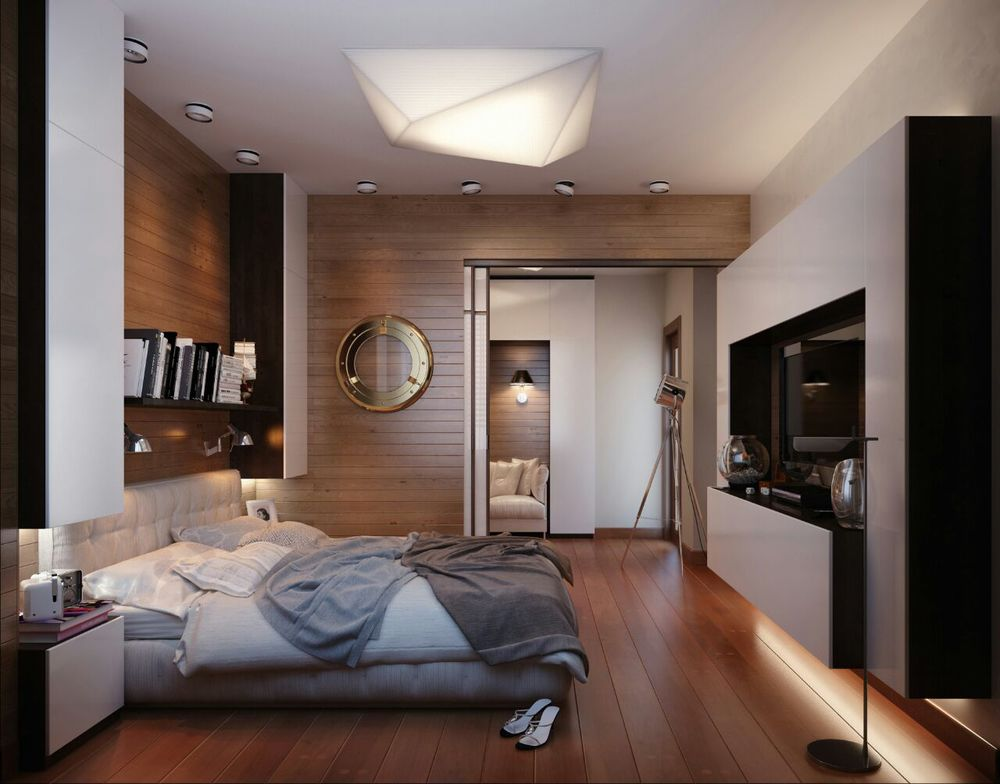 Charmant Studio Apartment Bedroom 2 Interior Design Hompassion