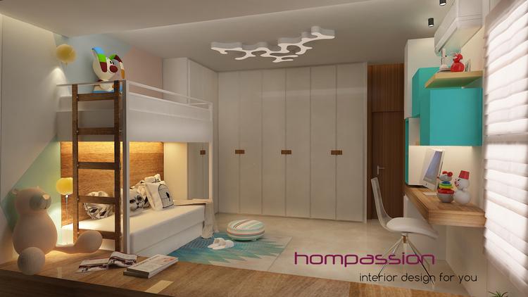 child bedroom interior design. Childrens-bedroom-interior-designers-in-mumbai-oberoi-exquisite- Child Bedroom Interior Design I