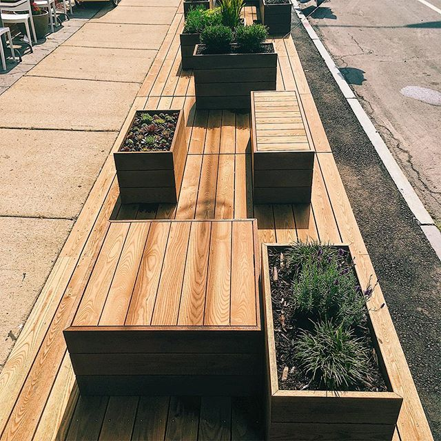 Today is a truly remarkable day as we unveiled the first ever Parklet in the City of Rochester. Thank you to @joebeancoffeebar and @staach_inc for pursing the vision of new public space with us and for your determination and passion to bring this beautiful new public space to life! Thank you to the City of Rochester for your support and enabling new land use in our city! Come celebrate with us here tonight from 5-7pm. A new day a public space has dawned - Rochester has now become a Parklet city! #placemaking #parklet #rochesterparklet #community #urban #greenspace #explorerochester #rochesterny #ispyny #iloveny #urbandevelopment #vsco #vscox #pictureoftheday #vscofullpack