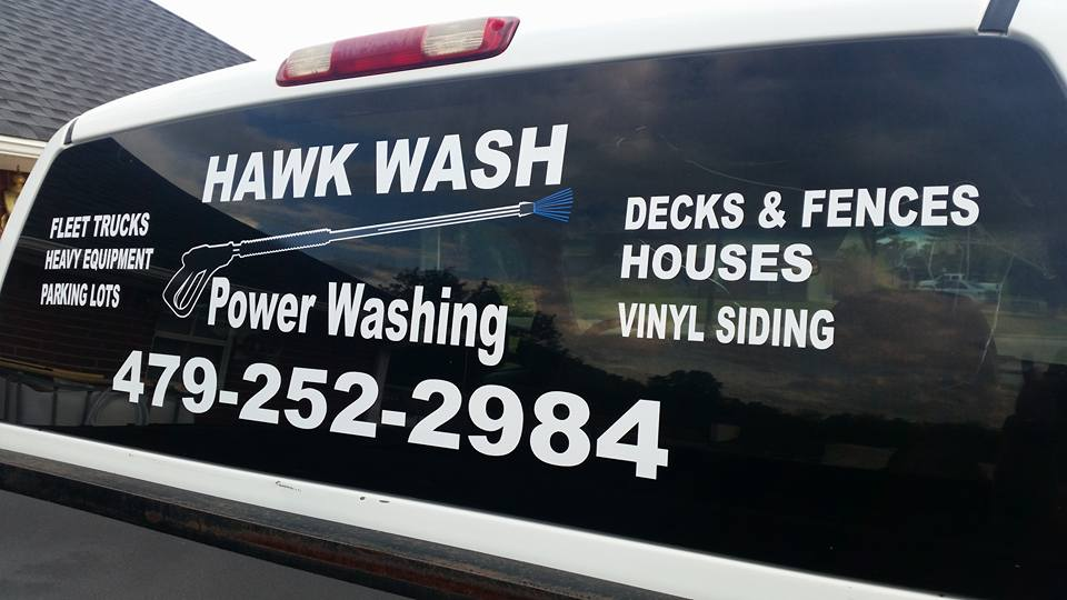 Hawk Wash Pressure Washing