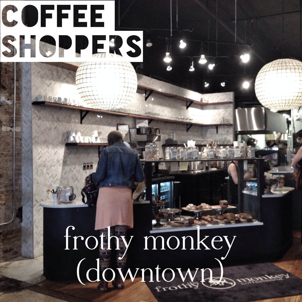 frothy dtwn