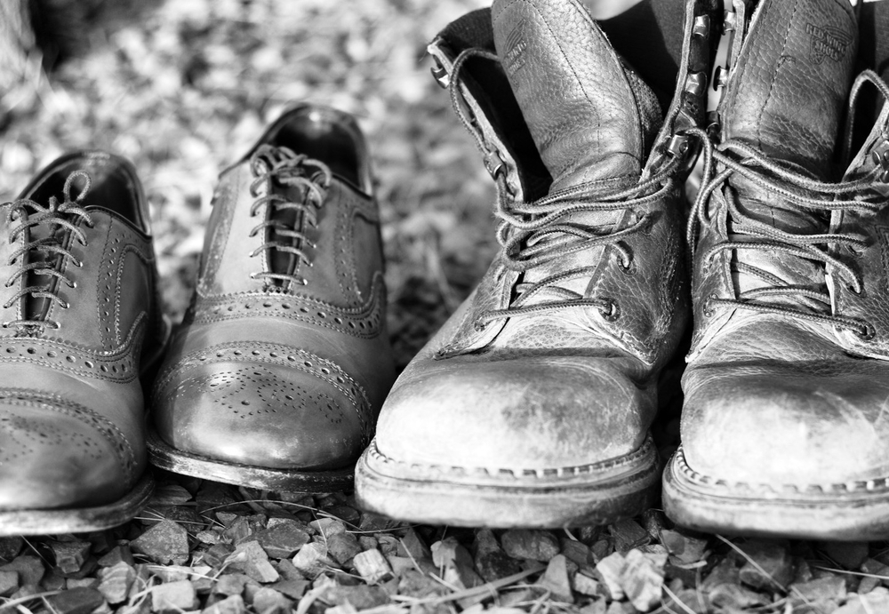 """FROM CAP TOE TO STEEL TOE, WE SUPPORT YOU THROUGH THE ENTIRE PROCESS"""