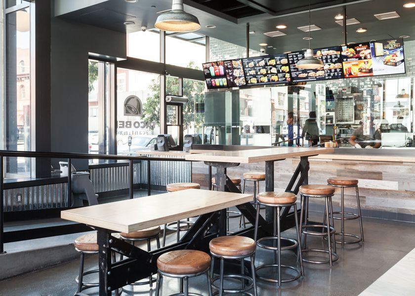 Taco Bell Cantina in San Francisco