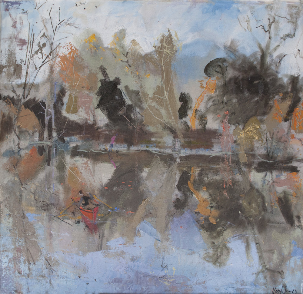 Autumn Coombe Lakes