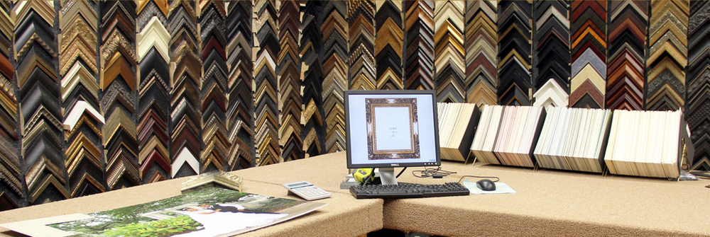 Custom Framing Intl Picture Frames Wholesale Inc