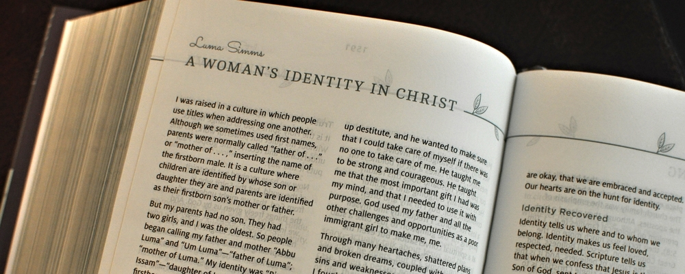 The ESV Women's Devotional Bible