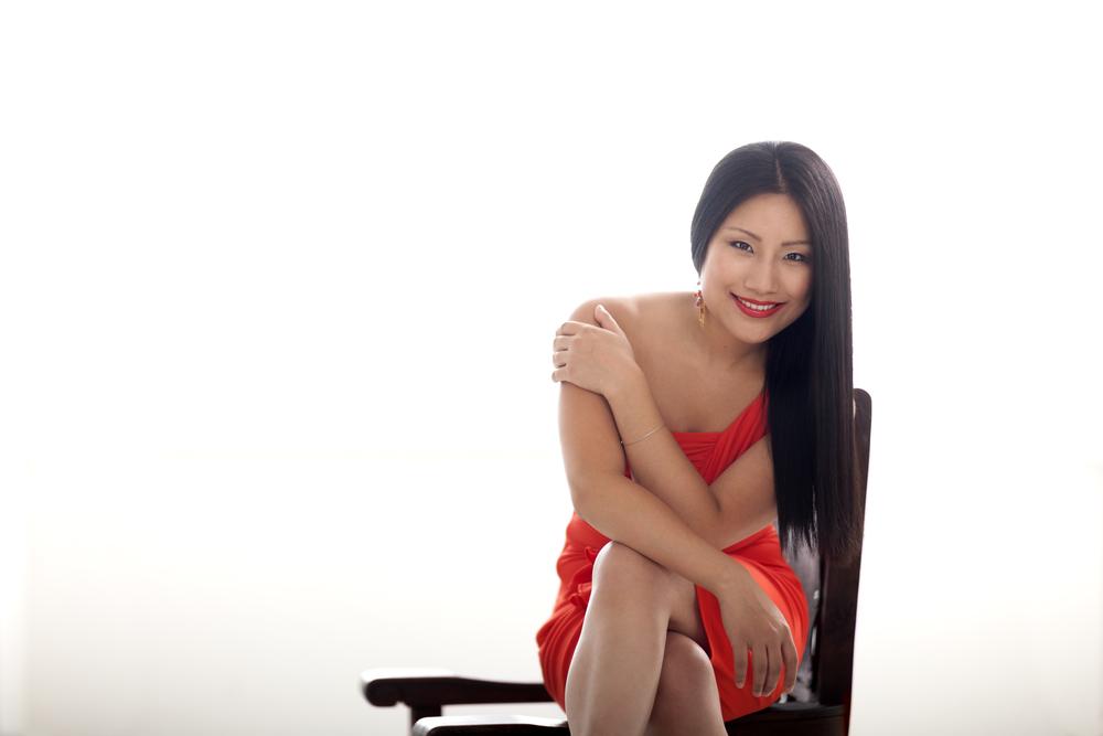 Xaiyin wang, Pianist