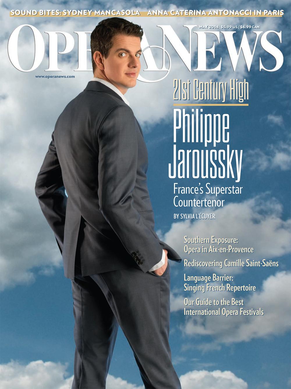 Philippe Jaroussky  Countertenor