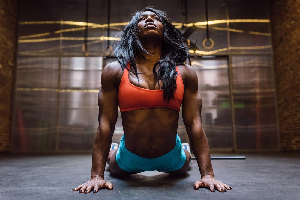 Athlete: Quiana Welch