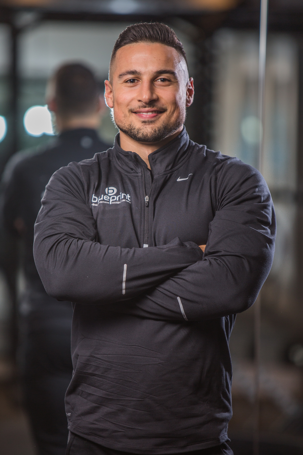 Chris Constantinou - Personal Trainer & Fitness Director at Blueprint Fitness