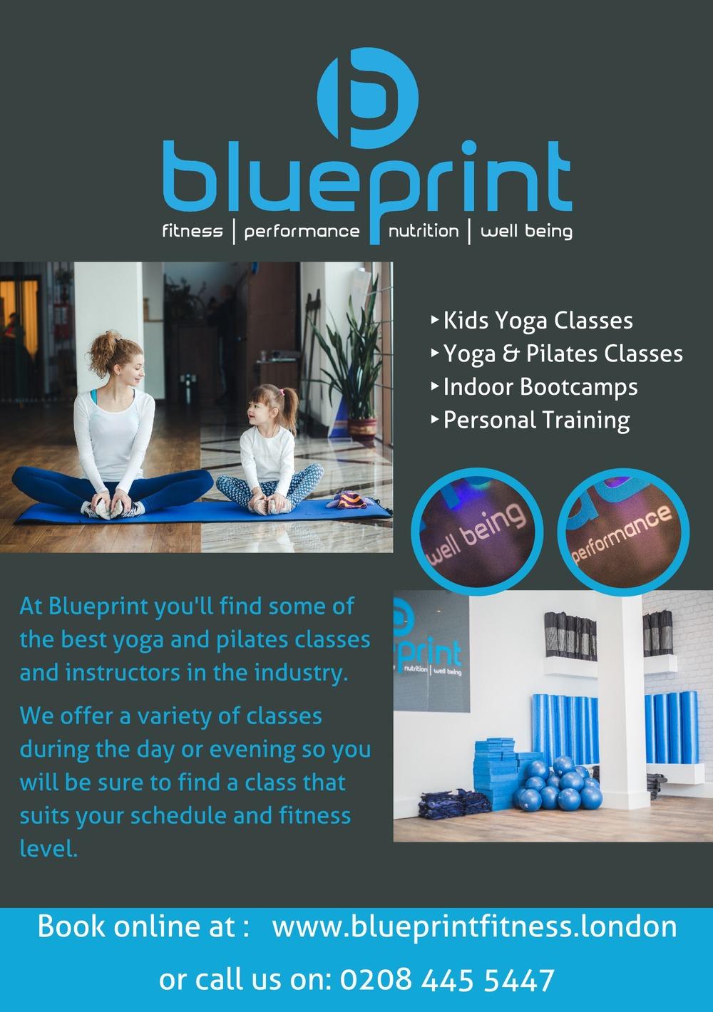 Yoga for Kids at Blueprint Fitness, Whetstone N20 0PT