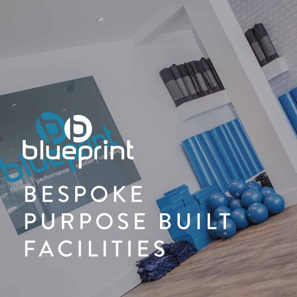 Blueprint Yoga & Pilates studio