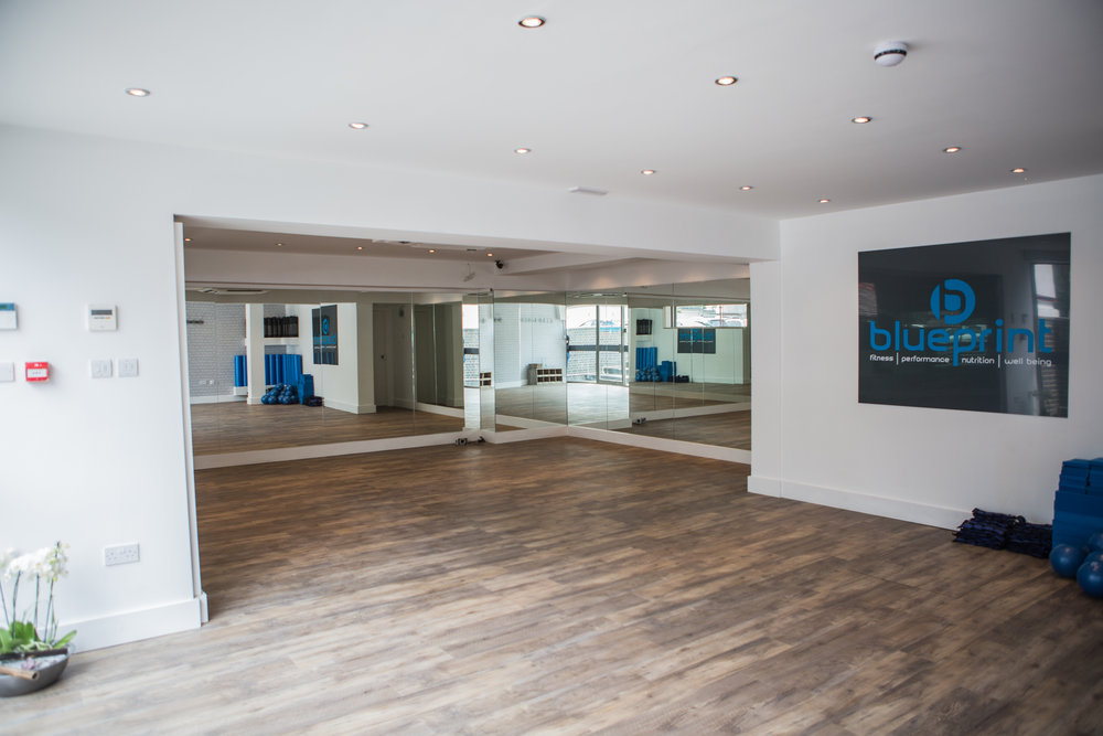 Blueprint's Fitness class studio available to rent in Whetstone, Finchley & Barnet, North London