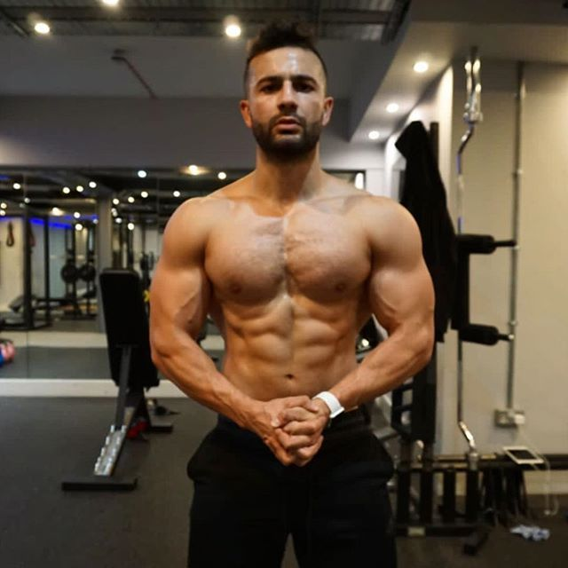 Are you following PT @antonkostalas journey to the @wbff_official stage 💪🏽 Working as a team with @chrispt_con ... not long now and he is sharing it all!  #naturalbodybuilding #bodybuilding #healthylifestyle #bodytransformation #transformation #fitfam #wbff #gymmotivation #motivation #abs
