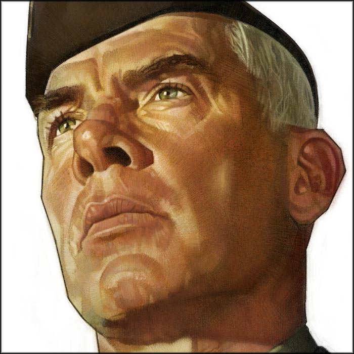 Lee Marvin-The Dirty Dozen