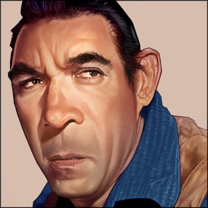 Anthony Quinn-Last Train from Gun Hill