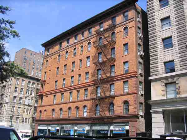 Facade Restoration Project NYC