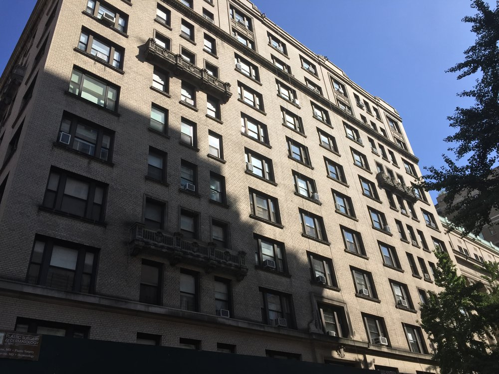 35 East 84th Street - Facade Repairs