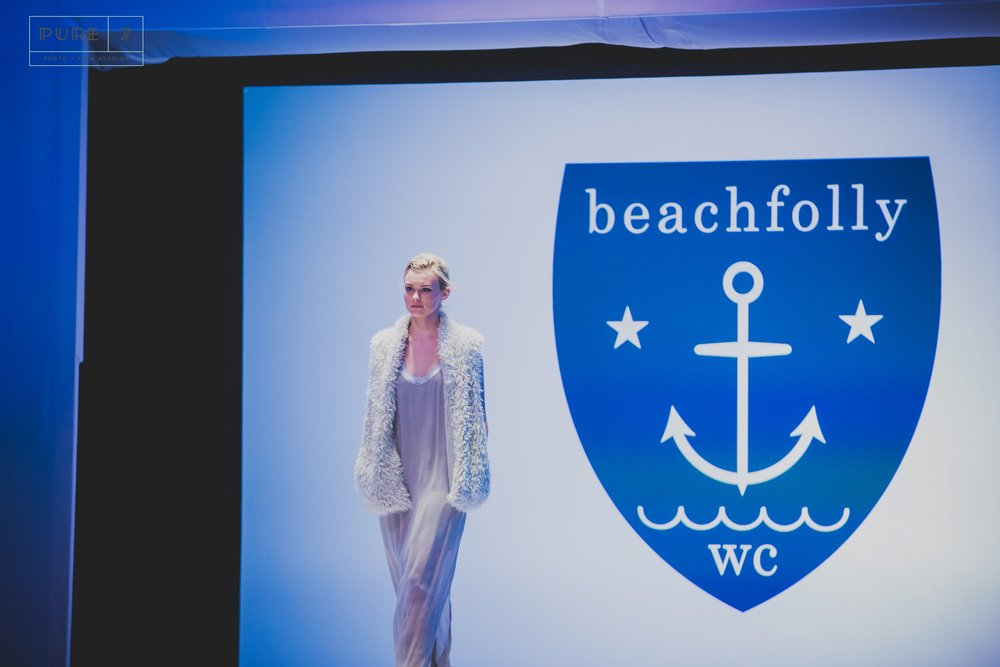 Model Competition winner- Miranda Abbney.  Beachfolly - Photo by Pure 7 Studios