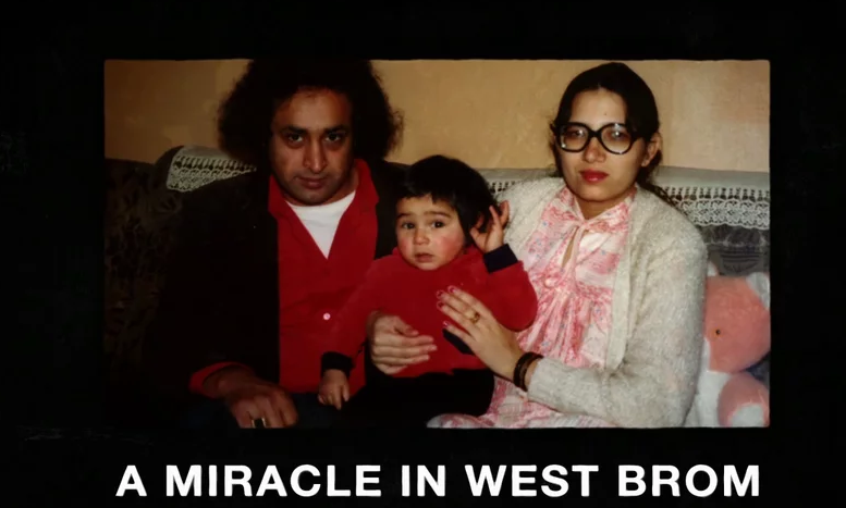 A Miracle in West Brom