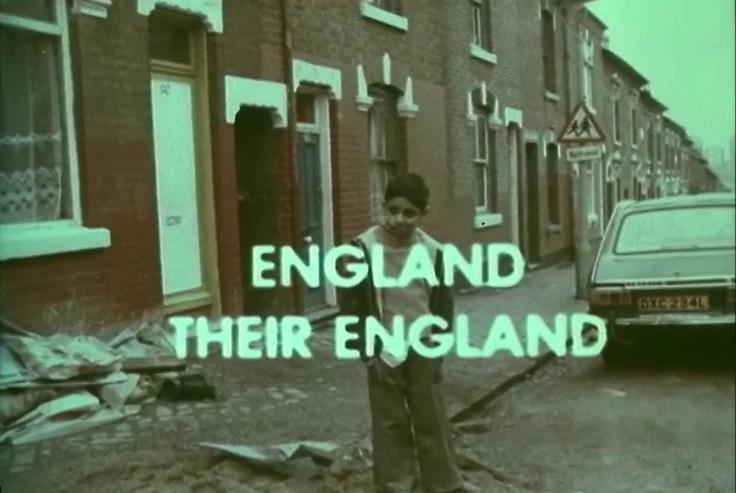 England Their England