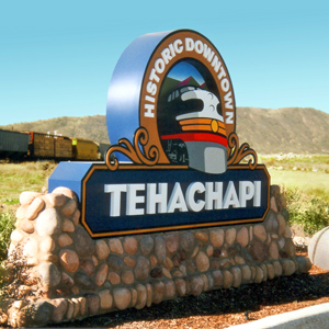 Historic Downtown Tehachapi