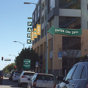 North Park Parking Structure
